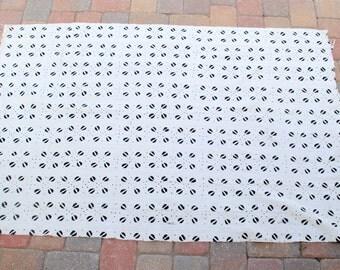 """African Mud Cloth 44""""x 64"""""""