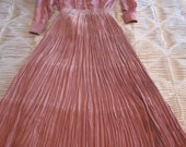 "WESTERN ""Broom Skirt & Matching Blouse"" LONGHORN by River Western Wear"