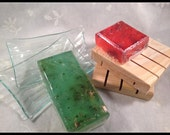 Handmade Body Soap- Bath & Beauty- Home Spa Day- Scented Soap- Guest soap- Bridal Gifts