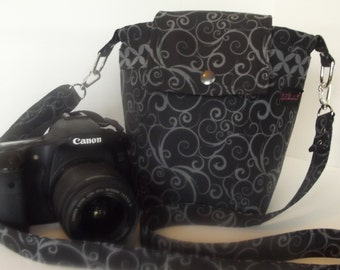 Dollbirdies Large DSLR Camera Bag
