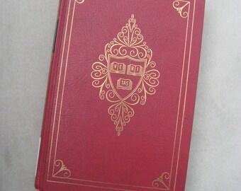 ROBERT BURNS Poems and Songs, Harvard Classics, 1960