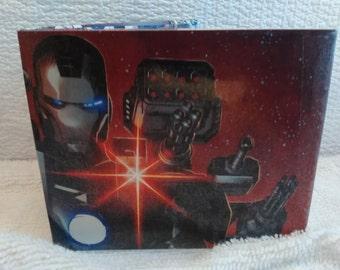 Comic Book Wallet - War Machine