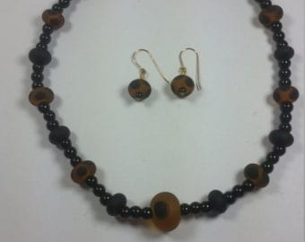 Little Black Dress Jewelry Set