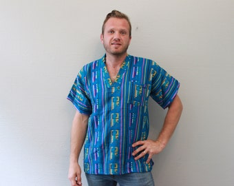 Vintage Ethnic Shirt