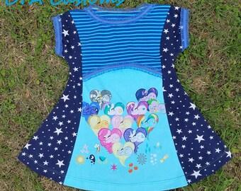 My Little Pony inspired girls dress size 3T