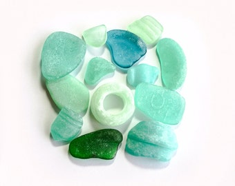 Hard Candy Sea Glass 3, 3 oz. sample bags for gift giving, favors or cake decorating