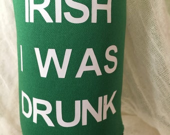 St. Patty's Day Can Holder