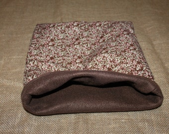 Medium Large pouch for small pets- Guinea Pigs, Rats, Hedgehogs, Chinchillas, Rodents...