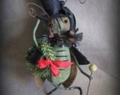 The Talking Cricket Ornament E-PATTERN by cheswickcompany