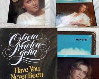 Olivia Newton-John, Vintage Vinyl Record, Have You Never Been Mellow, 1975, Music Memorabilia, Vintage Pop Country MCA Records MCA-2133