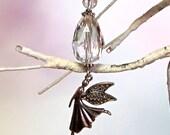 Fairy Christmas Ornament & Crystal Sun Catcher