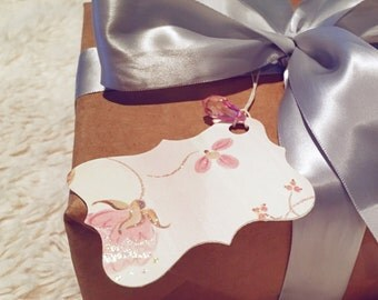 Wedding/Special occasion gift tags handmade