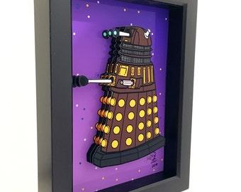 Purple Dalek