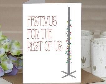 """Shop """"festivus"""" in Paper & Party Supplies"""