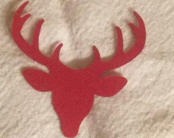 Reindeer Confetti - pkg of 35