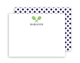 Love All Personalized Stationery