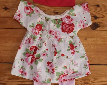 Doll Girl Outfit 45 cm