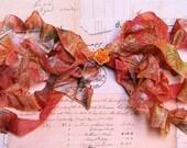 MAPLES Crinkled Cottage Ribbon