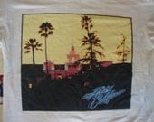 Vintage 90's 1994 The Eagles Hell Freezes Over Hotel California Tour Concert  Don Henley T Shirt XL