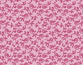 Halle Rose Small Floral in Orchid by Riley Blake - 1 Yard