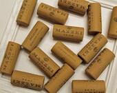 Custom Order for Laura - 15 Mazzei Wine Corks