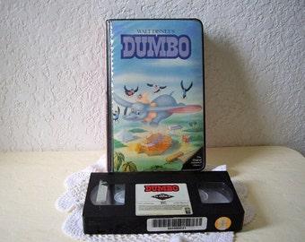 Black Diamond Disney Classic, DUMBO in black padded clamshell case, 1980s