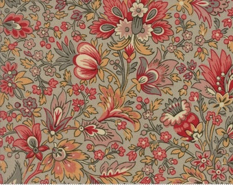 Madame Rouge - Safran in Roche by French General for Moda Fabrics