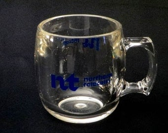 Northern Telecom Acrylic Mug
