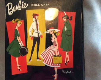 1961 Barbie Case