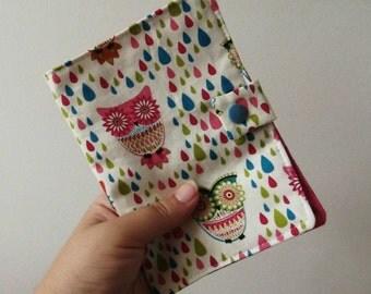 Owl Crayon Wallet