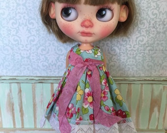 Blythe Dress - Pretty Floral