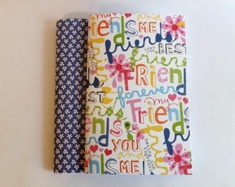 Journals Set of 2  FRIENDS