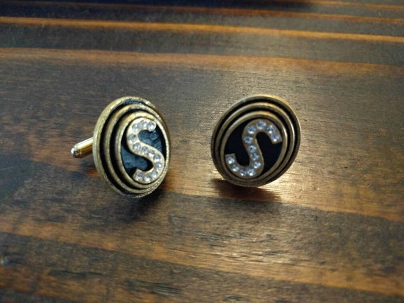 Spaceballs Schwartz cufflinks