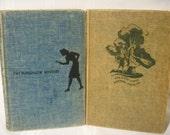 Nancy Drew and The Dana Girls books by Carolyn Keene,
