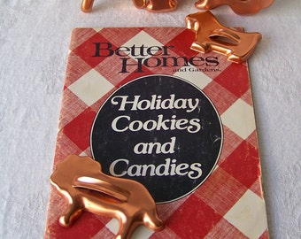 Vintage Better Homes and Gardens Holiday Cookies and Candies Cookbook 1986