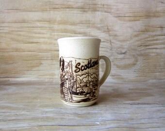 Retro Scotland Mug