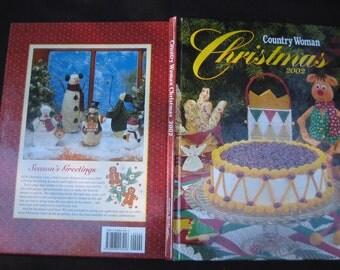 Country Woman Christmas 2002