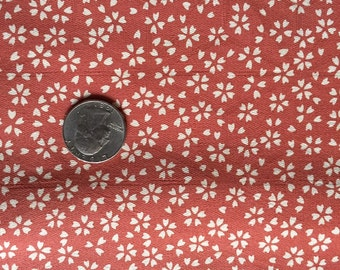 Sakura kimono design  cotton fabric