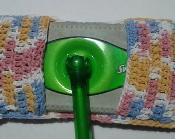 Reuseable Multi Color Cotton Kitchen Swifter Cleaner Mop Cover