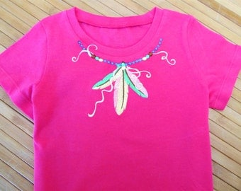 Necklace, neckline, feather neck designs,  feathers, Native American design, dream embroidery,  beautiful embroiery