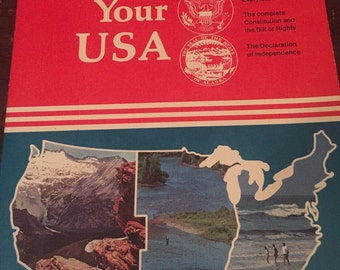 Know Your USA - Rand McNally
