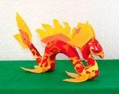 Cinder the Seaosaur
