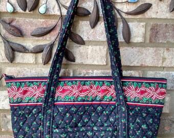 Vintage Large  VERA BRADLEY Tote bag