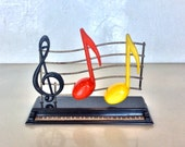 PIANO Musical Note Salt and Pepper Set