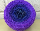 Gradient Yarn, SALE, Color Block, Merino, Hand Dyed Sock Yarn, Hand Dyed,Merino,