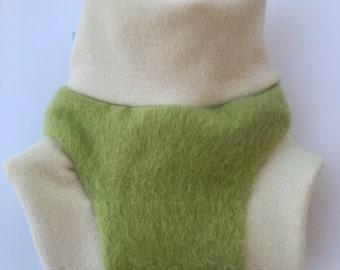 Recycled Wool Soaker Diaper Cover Newborn