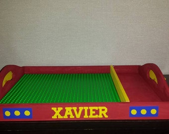 Building Block Tray, Lego Tray,
