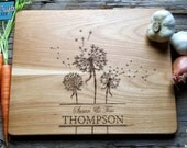 Personalized Cutting Board, Personalized Wedding Gift, Housewarming Gift, Anniversary Gift, Personalized Cutting Board Wood, Custom Engraved
