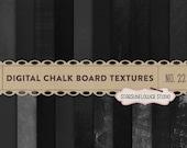 Digital Chalkboard Textures - Papers No. 22