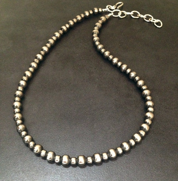 navajo pearls necklace 111 by navajopearlsranch on etsy